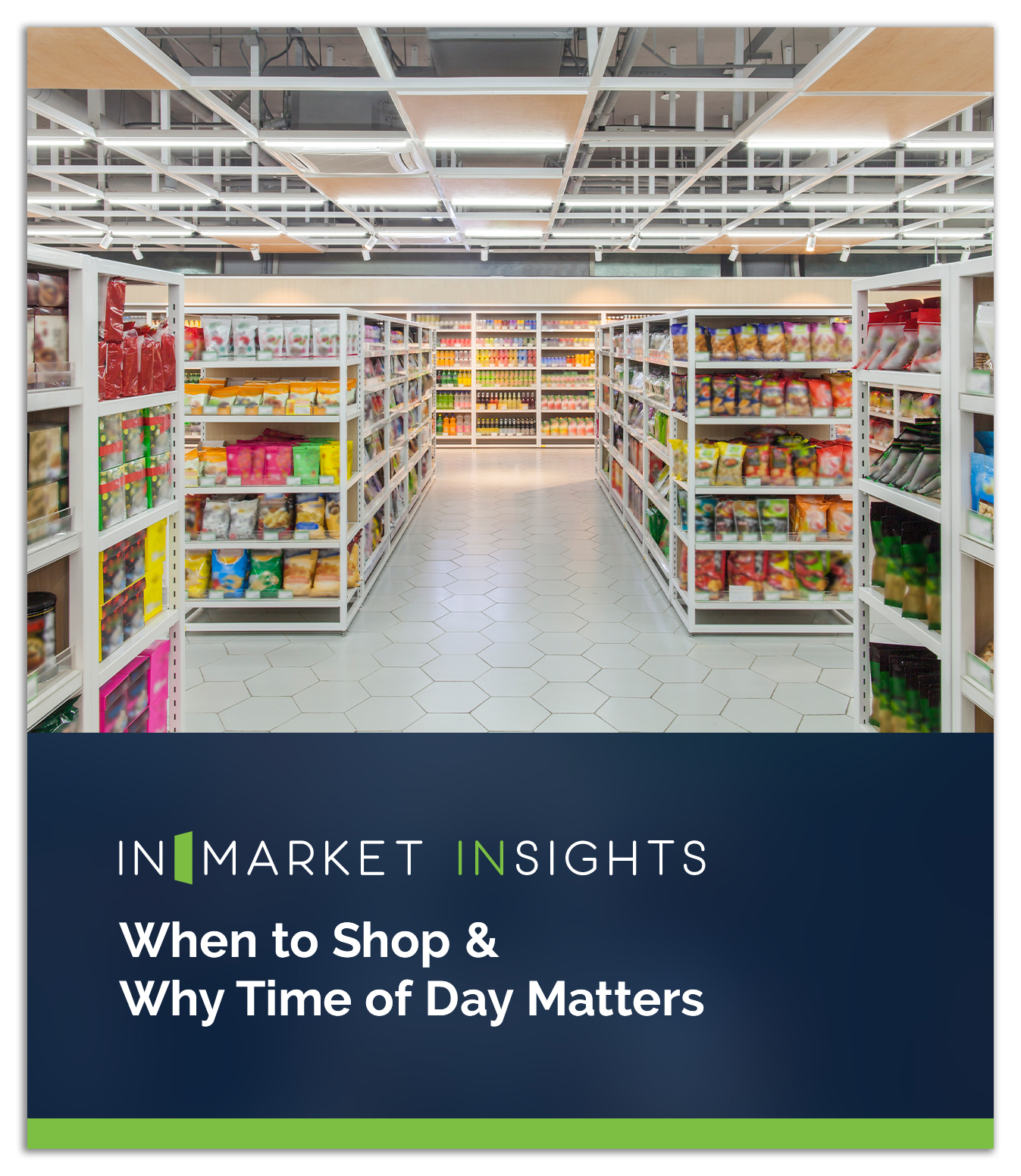 COVID-19 - When To Shop & Why Time Of Day Matters Cover Shadowed