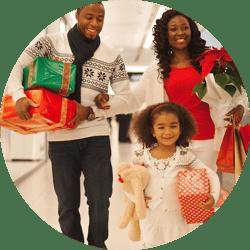Heavy Seasonal Shoppers